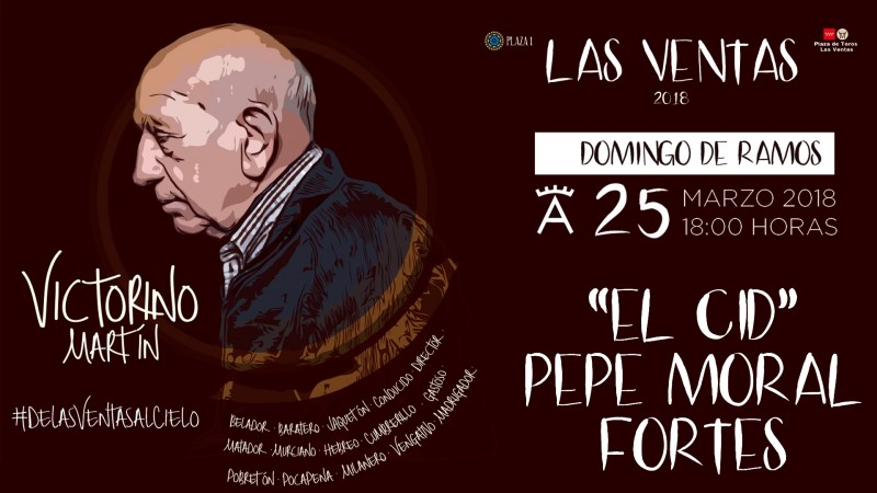 Madrid abre temporada no domingo com Victorinos